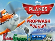 Planes - Propwash Pursuit Icon