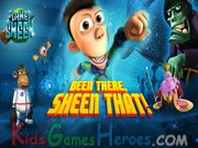 Planet Sheen - Been There, Sheen That Icon
