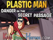 Play Plastic Man - Danger in the Secret Passage