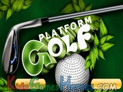 Platform Golf Icon