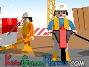 Play Playmobil - La Gran Web de Construccion