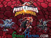 Play Power Rangers - Dino Thunder