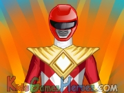 Power Rangers – Dress Up