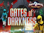 Play Power Rangers - Gates Of Darkness