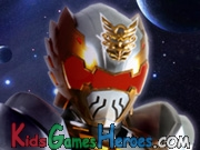 Play Power Rangers Megaforce - Robo Knight Flight Fight