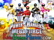 Play Power Rangers: Megaforce - Super Strike