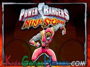 Play Power Rangers - Ninja Storm