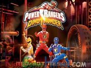 Play Power Rangers - Red Hot Rescue