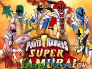 Play Power Rangers Samurai - Super Samurai