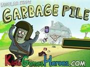 Regular Show - Garbage Pile Icon