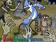 Play Regular Show - Nightmare-Athon