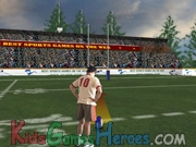 Rugby penalty kick Icon