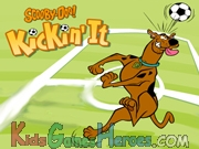 Scooby si mingile de football