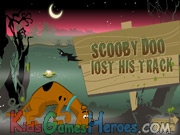 Scooby Doo - Lost His Track Icon
