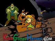 Play Scooby Doo - Mine Madness