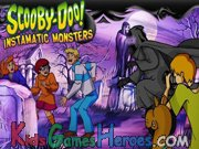Play Scooby  Doo - Mystery Incorporated - Instamatic Monsters