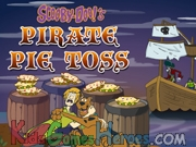 Play Scooby Doo - Pirate Pie Toss