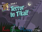 Play Scooby Doo - Terror In Tikal!