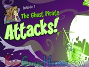 Play Scooby Doo - The Ghost Pirate Attacks!