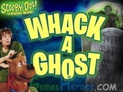 Play Scooby Doo - Whack a Ghost