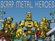 Scrap Metal Heroes Icon