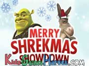 Play Shrek - Merry Shrekmas Showdown