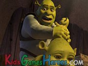 Shrek - One Baby Word Scramble Icon