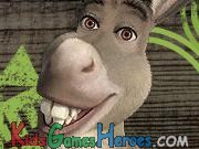 Play Shrek - Think Donkey Think !