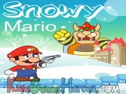 Play Snowy Mario