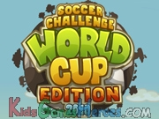 Play Soccer Challenge World Cup Edition 2010