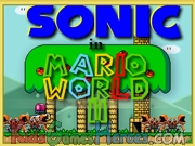 Play Sonic Lost in Mario World 2
