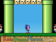 Play Sonic Lost in Mario World