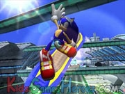 Play Sonic SnowBoarding