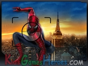 Play Spiderman 3 - Photo Hunt