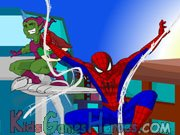 Play Spiderman - Dress Up Game