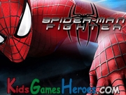Spiderman Fighter Icon
