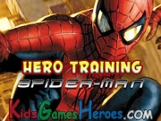 Spiderman - Hero Training Icon