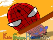Spiderman and Batman Icon