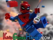 Spiderman - Lego Ultimate Spiderman Icon