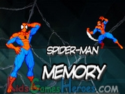Play Spiderman - Memory