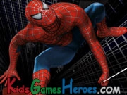 Play Spiderman - Spider Launch