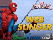 Play SpiderMan - Web Slinger