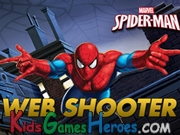 Play Spiderman - Webshooter