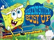 Play Sponge Bob - Bikini Bust Up