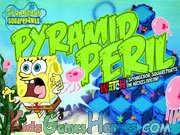 Play Sponge Bob - Pyramid Peril