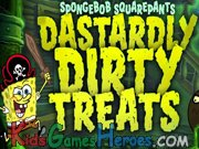 Play SpongeBob - Dastardly Dirty Treats!