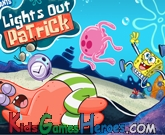 Spongebob - Lights Out Patrick Icon