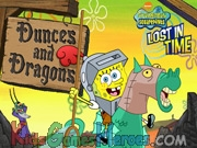 Play SpongeBob - Lost in Time