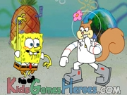 Play SpongeBob's Kahrahtay Contest