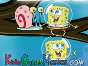 Play SpongeBob - Sandy's Sponge Stacker